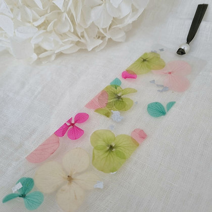 The Floral bookmark