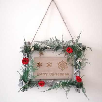 Christmas indoor sign