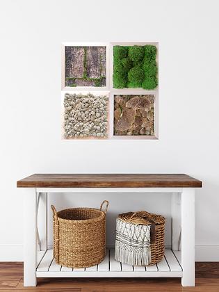 Single nature frame