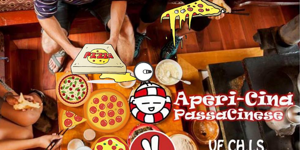 AperiCina 中意交流聚会 PIZZA