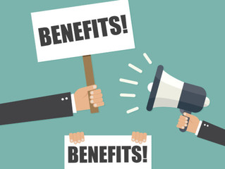 Benefits top the list for job candidates