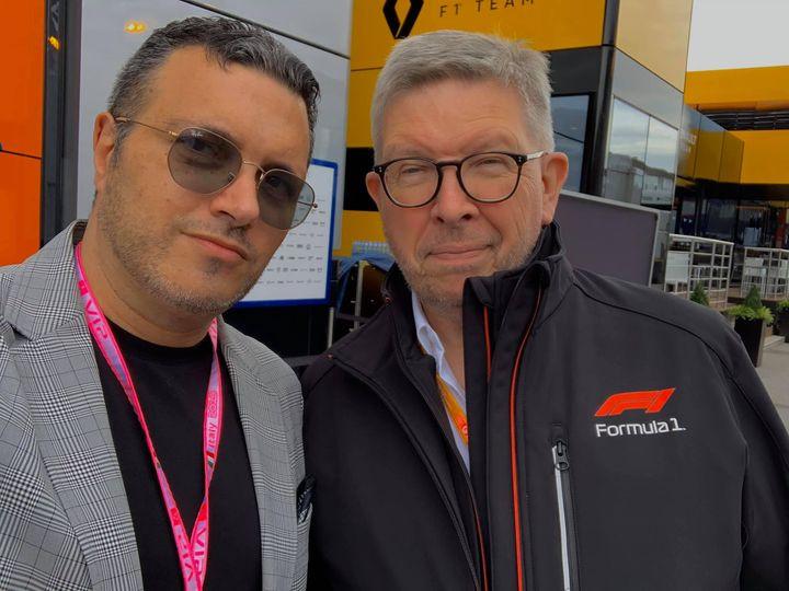Ross Brawn F1 ING.