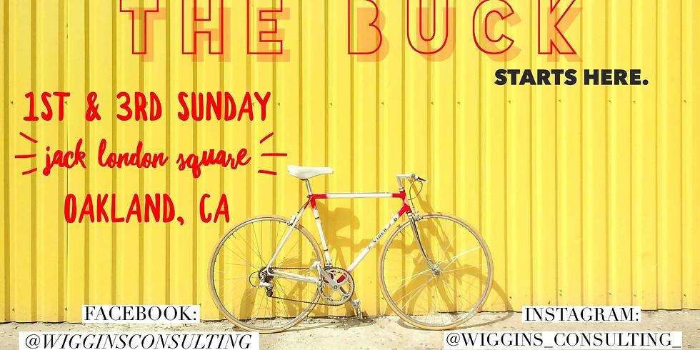 The Buck 1st Sunday Market