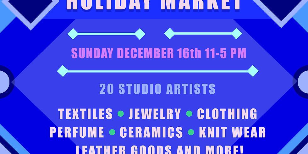 Handcraft Studio School Holiday Market