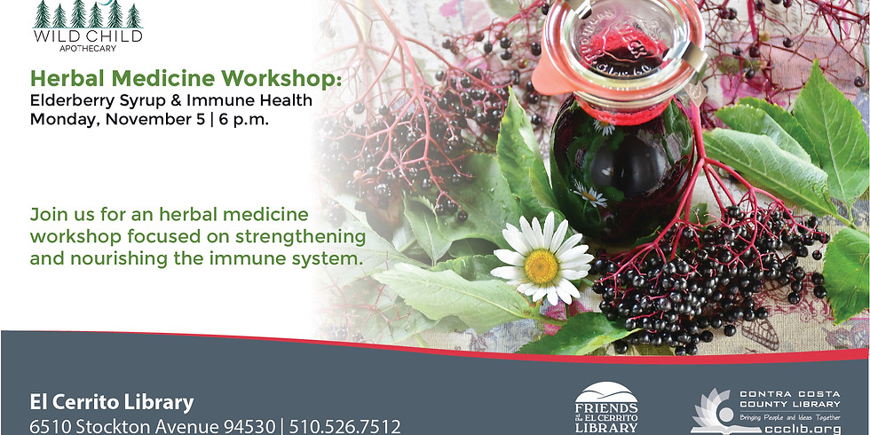 Elderberry Syrup & Immune Health