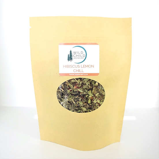 HIBISCUS LEMON CHILL TEA BLEND