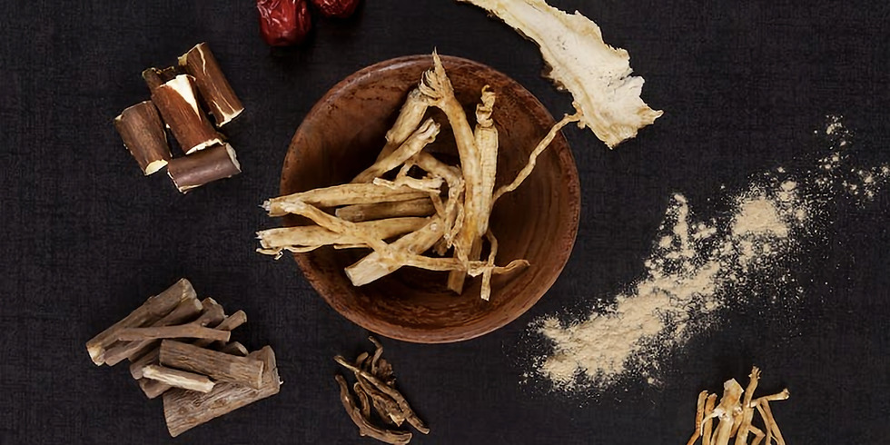 Adaptogens: Herbs For Building Resilience To Stress