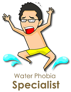 Swimin12, Water Phobia Specialist, Fear of water, Drown, Drowning, How to get rid of water phobia, afraid of water, how to get my child to swim