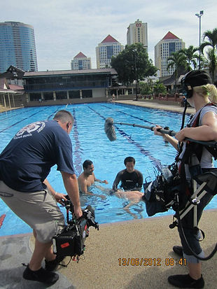 Swimming for Handicap, Swimin12, Swimming Documentary, Learn to Swim, Swimming Lessons, How to Swim, Learn in Swim in Malaysia, Autistic, Hyperactive, Polio, Cerebral Palsy, Blind, Deaf