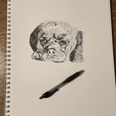Quick Beemo Sketch