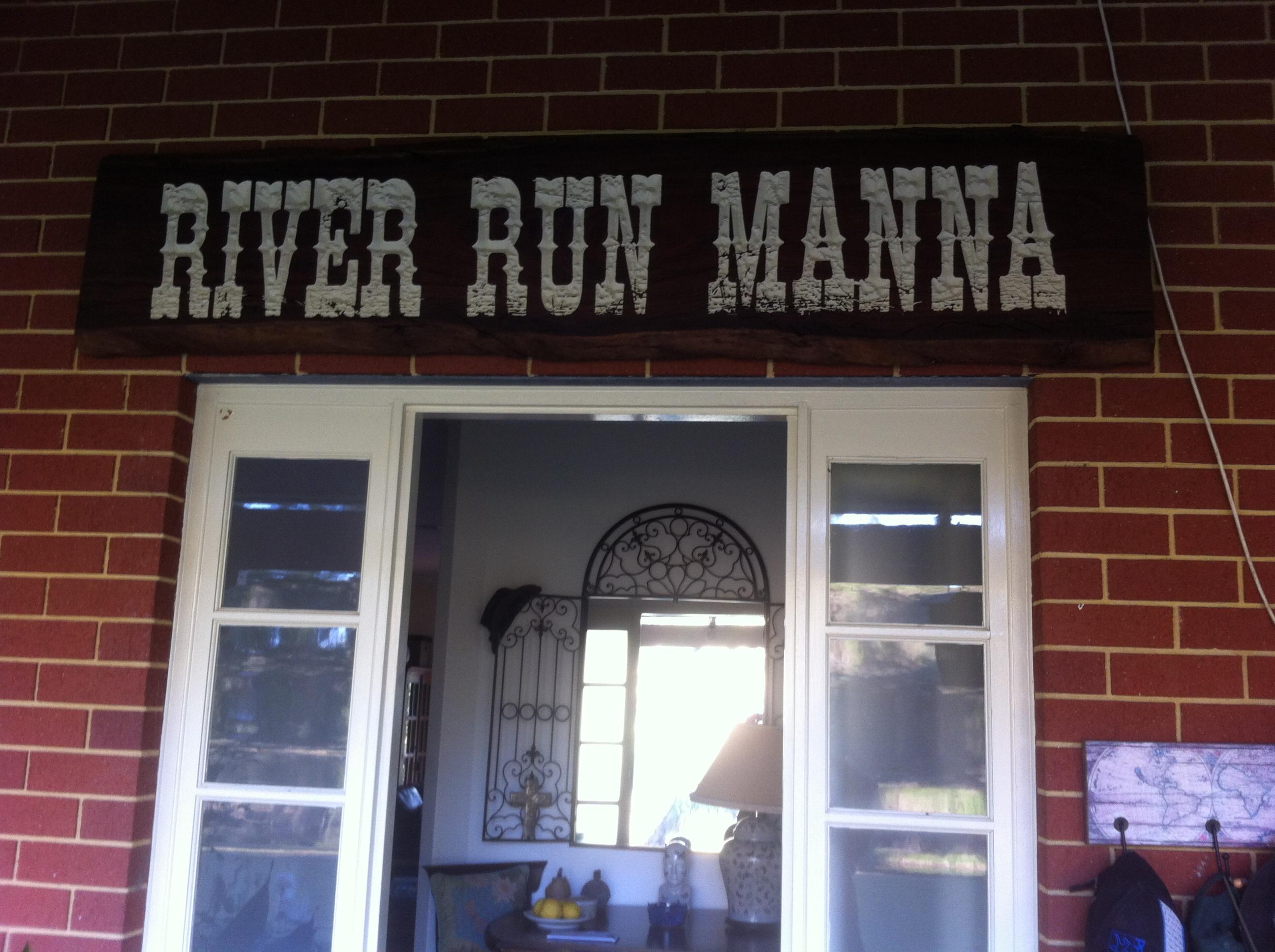 River Run Manna