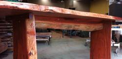 Jarrah Hall Table