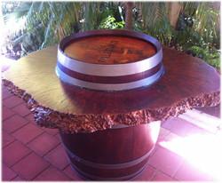 Burl Barrel Feature Table