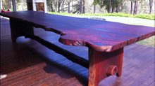 12 Seater Outdoor Jarrah Table