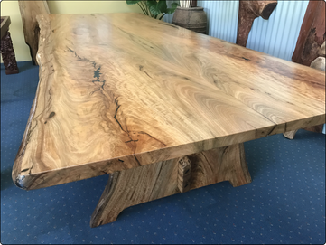Feature Packed Boardroom Table
