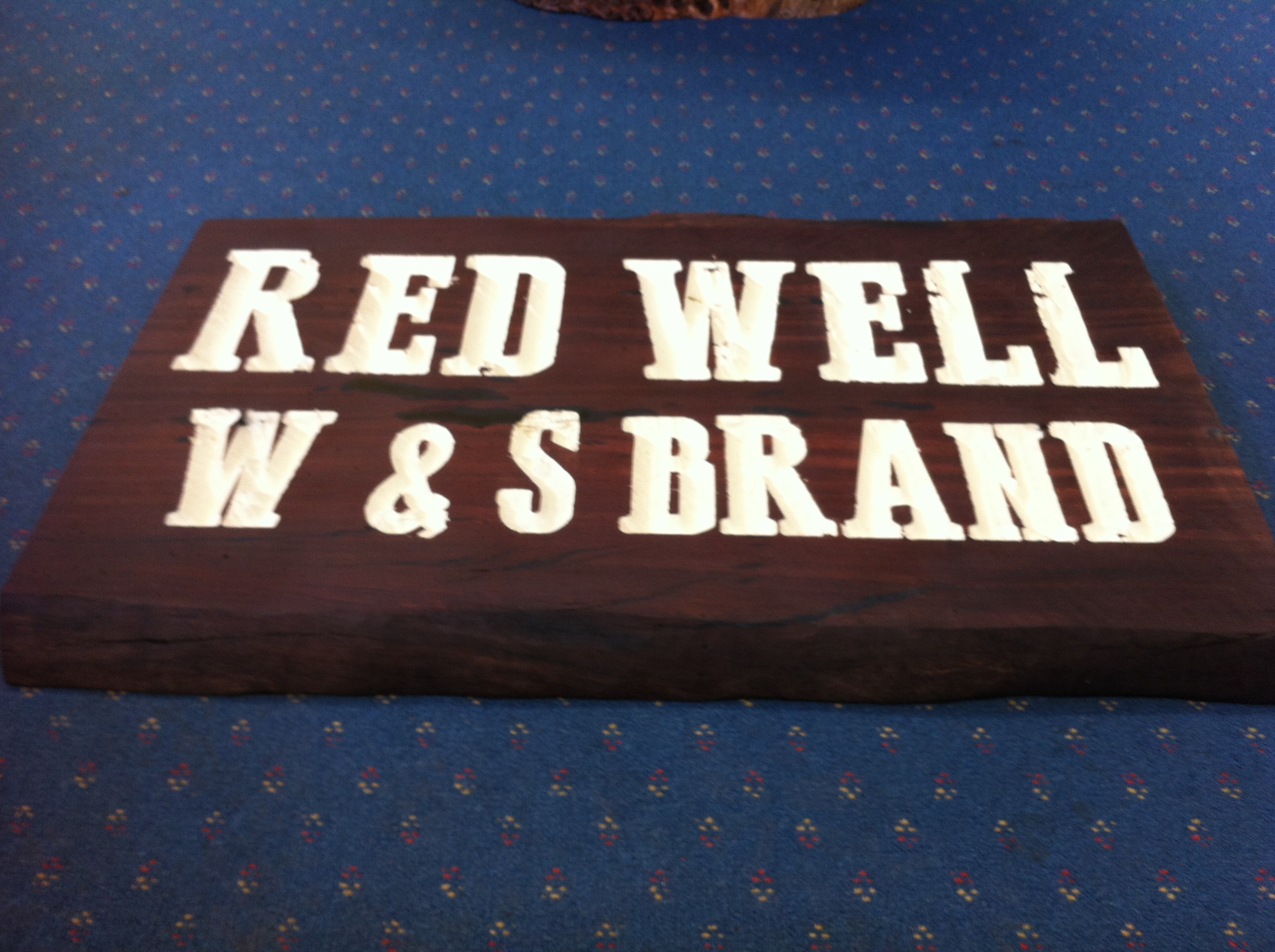 Red Well