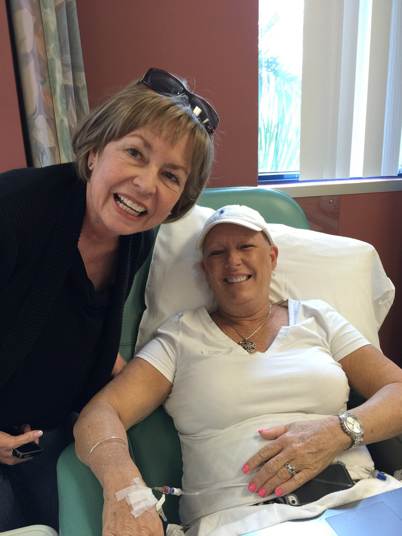 Another chemo friend!