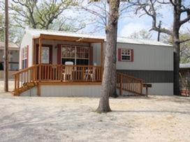 Cabin 9 exterior
