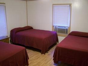 Cabin 7 bedroom