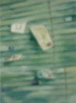 Postcard, 40 x 60 cm, Oil on linen