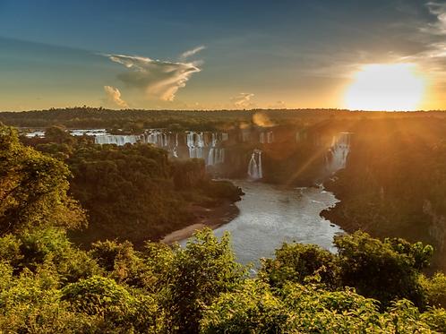 Transporte Cataratas Brasileiras