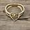 Thumbnail: Heart Metal Magnetic Bracelet