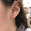Thumbnail: Star Sterling Silver Studs