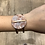 Thumbnail: Rose Gold and Pink Cuff Bracelet