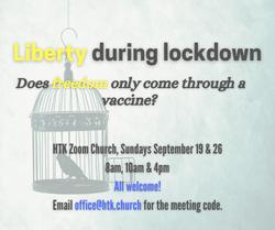 Liberty during lockdown carousel 4