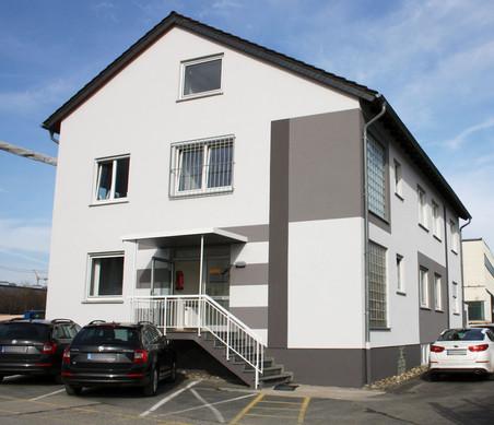 Firmengebäude Fassade