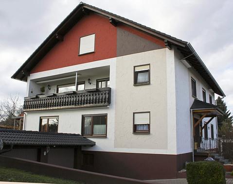 Wohnhaus Fassade