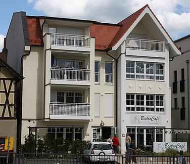 Wohhaus Fassadenarbeiten