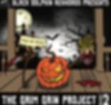 The Grim Grin Proj Vol 2 [Black Dolphin