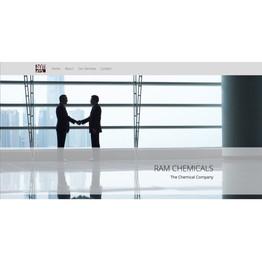 RAM Chemicals Website