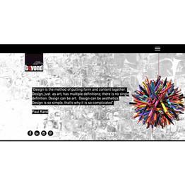 Beyond Design House Website