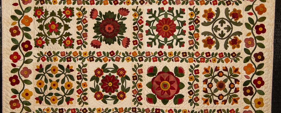Award from National Association of Certified Quilt Judges
