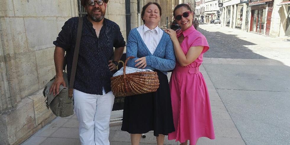 Visites Dijon décalées