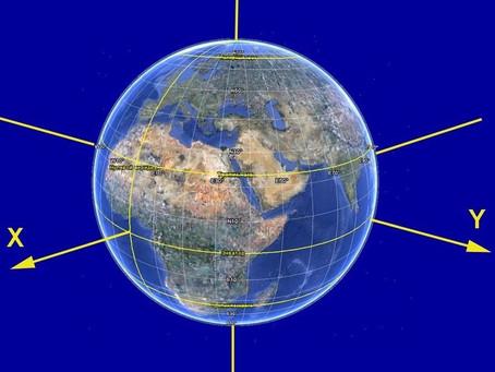 Второе издание справочного документа «Параметры Земли 1990 года»