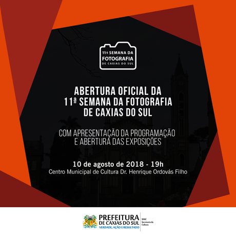 11ª Semana da Fotografia de Caxias do Sul