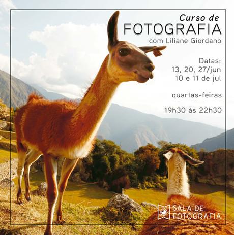 Aprenda a fotografar em junho!
