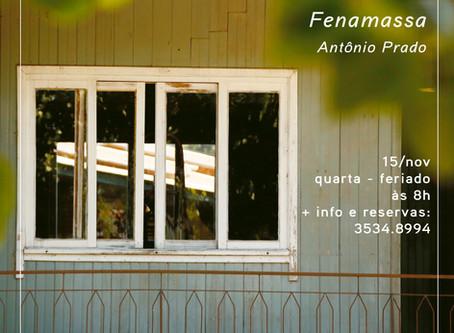 Inscrições abertas para saída fotográfica a Antônio Prado