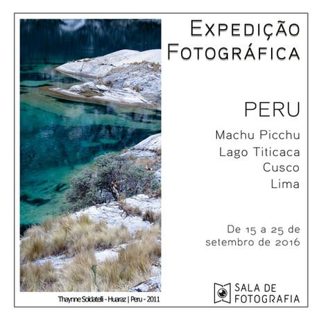 Expedição fotográfica: vamos a Machu Picchu em setembro!