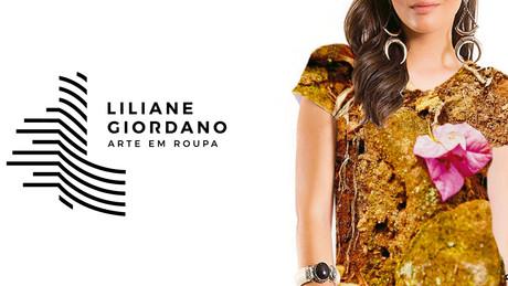 Arte em roupa: Lançamento de coleção exclusiva com as fotografias de Liliane