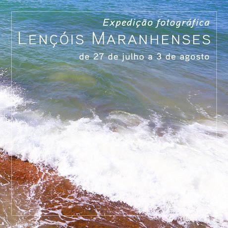 Expedição Fotográfica aos Lençóis Maranhenses