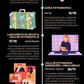 Agenda Sala de Fotografia