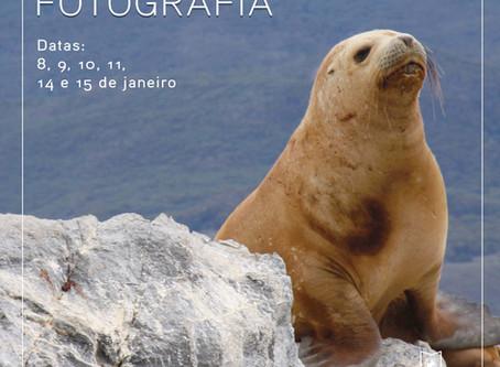 Comece 2019 com um curso de fotografia!
