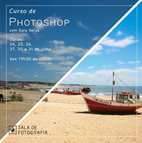 Curso de edição de imagens: Photoshop