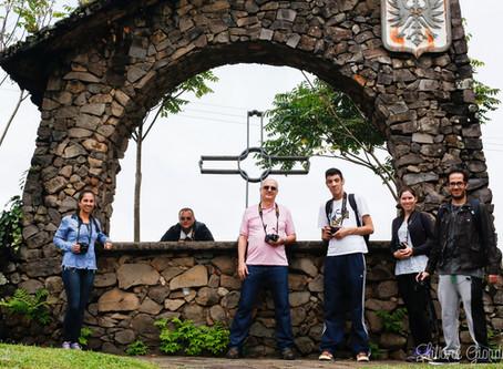 Saída fotográfica de março visitou bairro Santa Catarina