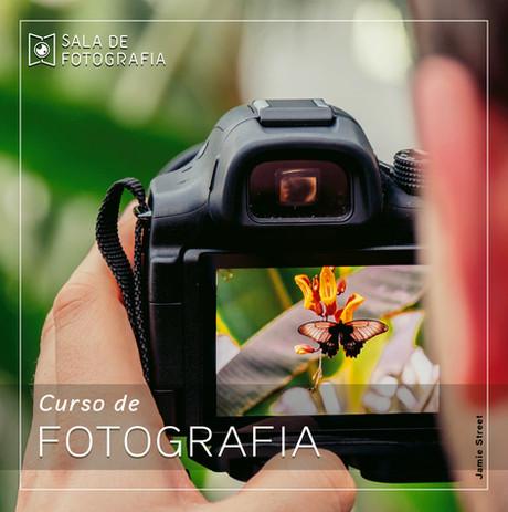 Curso de Fotografia em Novembro!