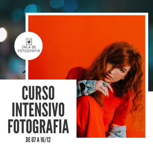CURSO INTENSIVO DE FOTOGRAFIA <3